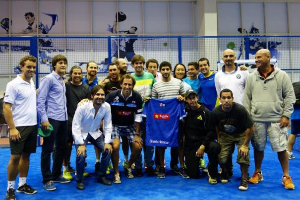 World Padel Tour se va a Dubai