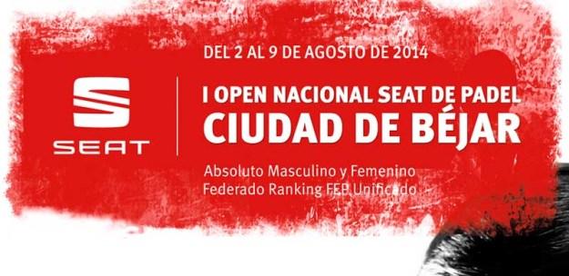 I Open Nacional Seat