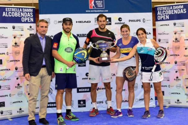 Ganadores del World Padel Tour Alcobendas