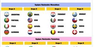 Enfrentamientos del Mundial de Pádel 2014
