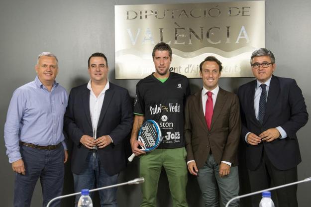 Estrella Damm Valencia Open 2014