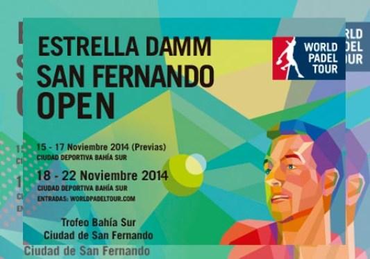 Estrella Damm San Fernando Open 2014