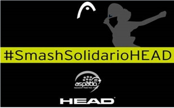 HEAD Smash Solidario