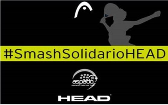 HEAD Smash Solidario