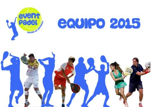 Equipo Event Padel 2015