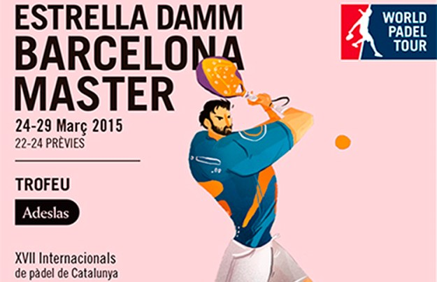 Estrella Damm Barcelona Master 2015