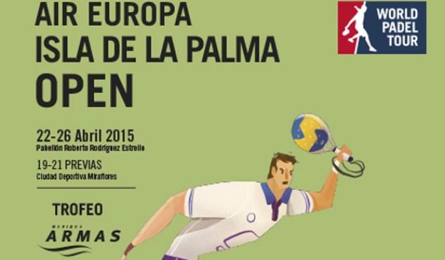 Air Europa Isla de la Palma Open 2015