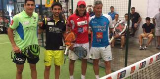 Exito 2nd International Padel Exhibition
