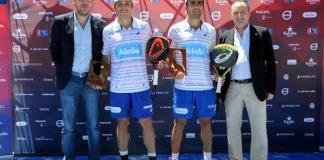 Ganadores World Padel Tour 2015 Valladolid
