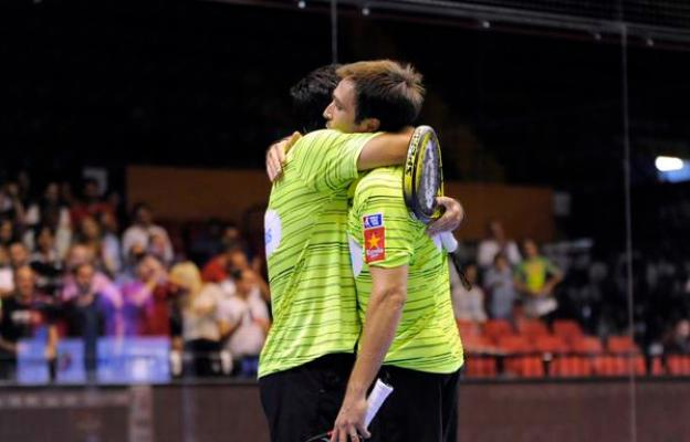 Ganadores World Padel Tour 2015 Sevilla