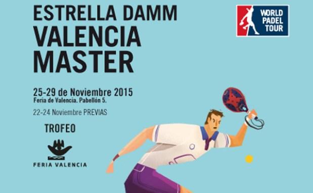 Estrella Damm Valencia Master 2015