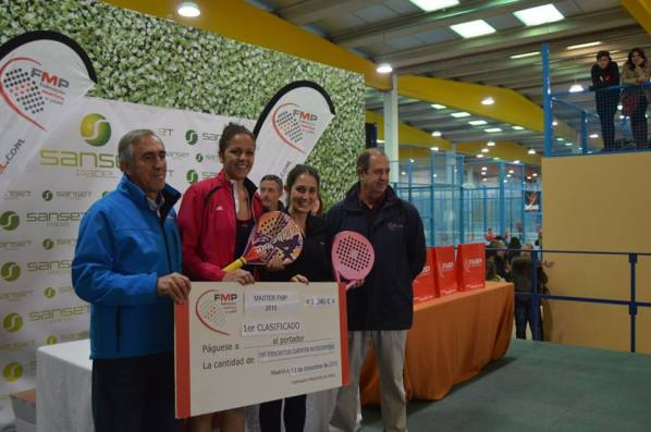 Ganadoras Master Absoluto Madrid 2015