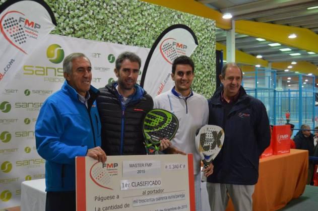Ganadores Master Absoluto Madrid 2015
