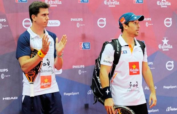 Paquito Navarro y Matías Díaz separación