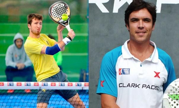 Lucas Cunha y Jake Benzal, pareja 2016