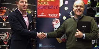 Acuerdo Bullpadel y el International Padel Experience