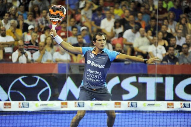 David Gutiérrez balance 2015