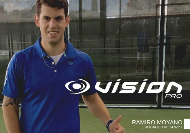 Ramiro Mayano ficha por Vision Pro