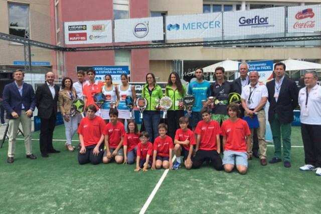Ganadores del Campeonato de España Absoluto
