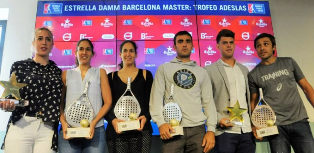 Premios World Padel Tour 2015