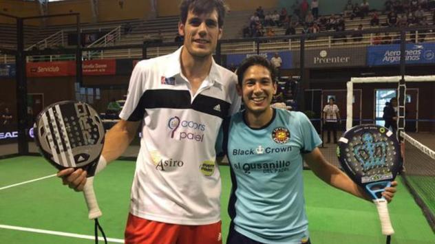 Javier Concepción y Uri Botello se separan