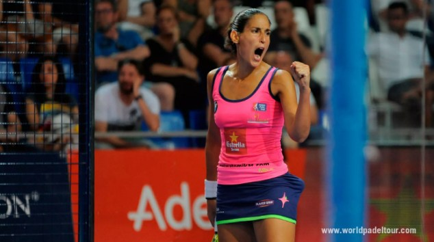 Ganadoras World Padel Tour 2016 Mallorca