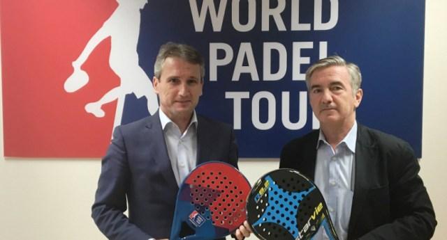 Acuerdo World Padel Tour y StarVie