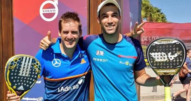 Pedro Alonso-Martínez y Javier Ruiz, nueva pareja