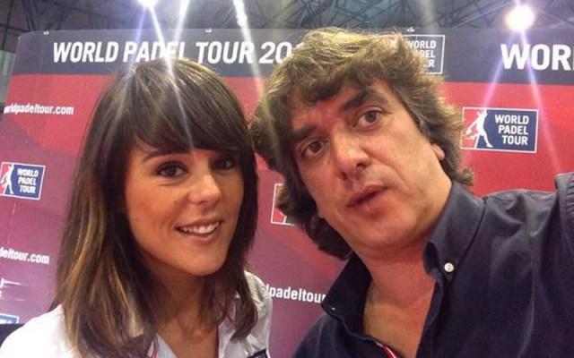 Andrea Ballester y Oscar Solé en el WPT