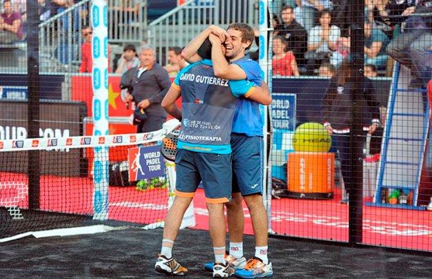 Lucho Capra y David Gutierrez jugarán juntos en Zaragoza