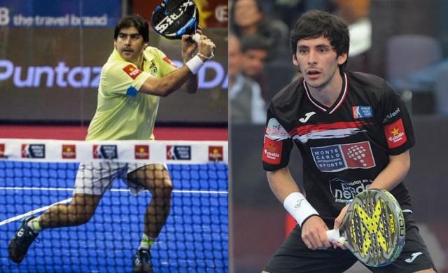 Cristian Gutiérrez y Franco Stupaczuk, nueva pareja