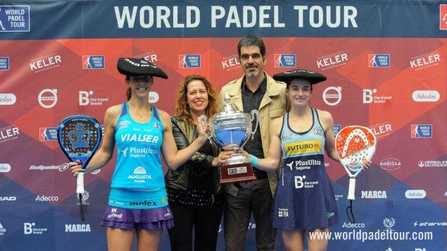 Marrero y Salazar vencen en el Keler Euskadi Open