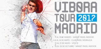 Vibor-A Tour 2017 Madrid