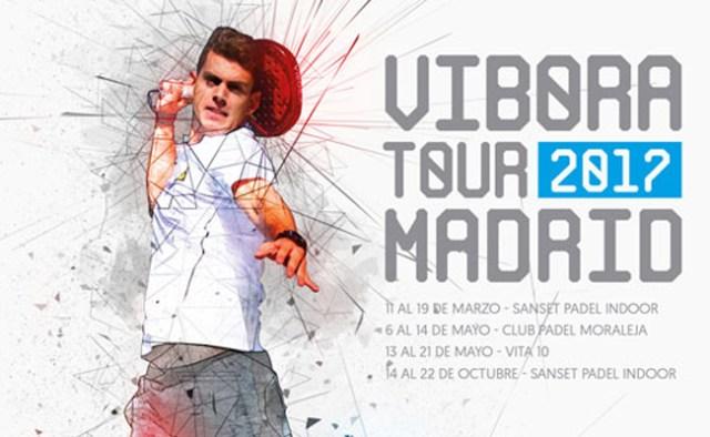 Vibor-A Tour 2017 Madrid