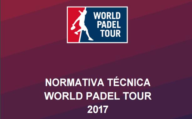Nuevas normas World Padel Tour 2017
