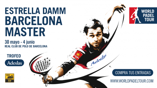 Estrella Damm Barcelona Master 2017
