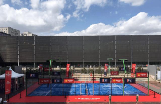 Pista WPT en el Mutua Madrid Open 2017