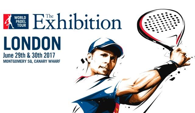 Exhibición del WPT en Londres