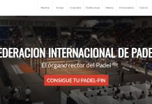 Nueva página web FIP
