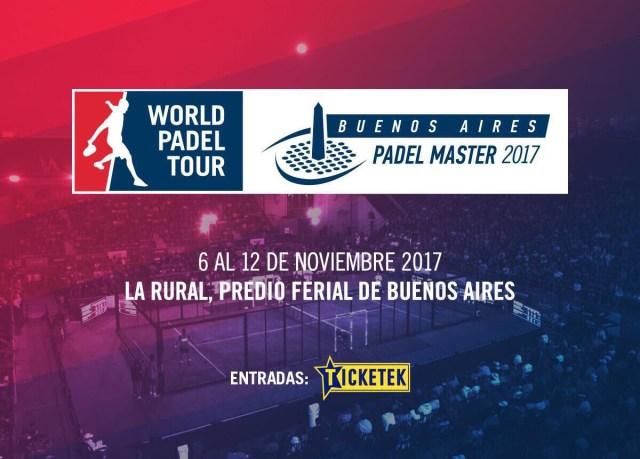 Récord del Buenos Aires Padel Master