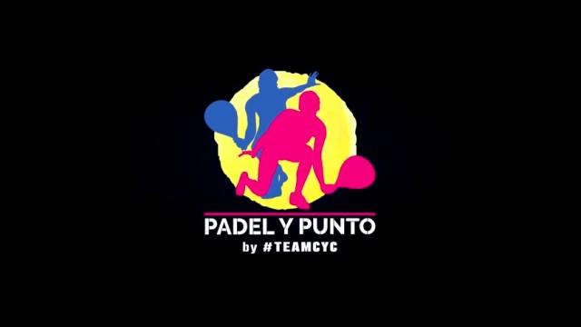 Logotipo del canal Pádel y Punto