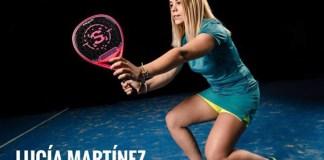 Lucia Martínez ficha por Shooter Padel