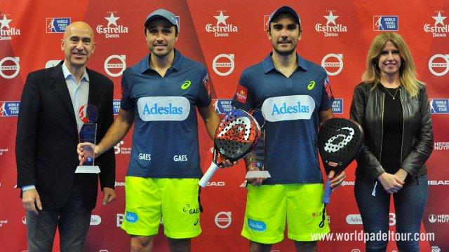 Ganadores Alicante Open 2018