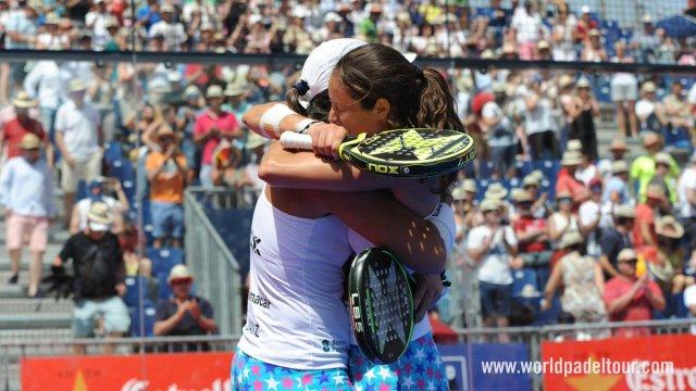 Ganadoras Valladolid Open 2018