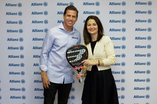 Allianz Junior Pádel Camp