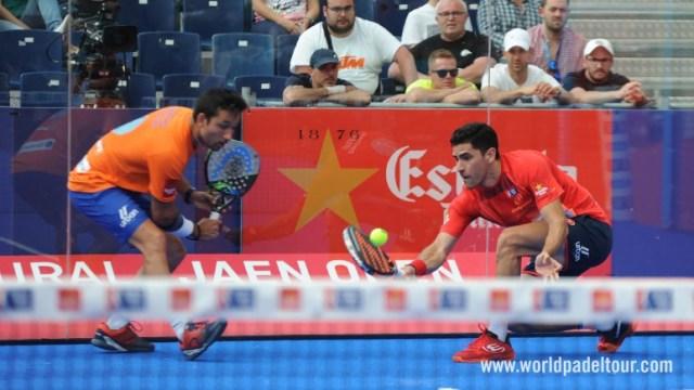 Sanyo Gutierrez y Maxi Sanchez