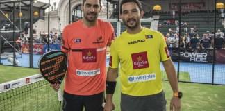 Maxi Sánchez y Sanyo Gutiérrez número 1