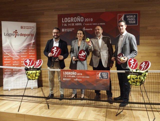 Logroño, sede oficial WPT 2019