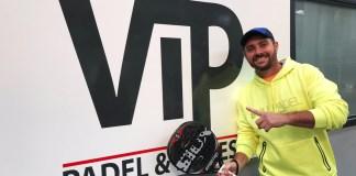 Jordi Muñoz ficha por Siux padel