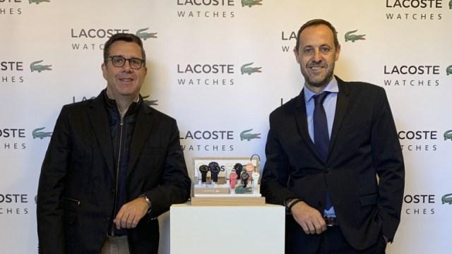Lacoste Watches, reloj oficial del World Padel Tour